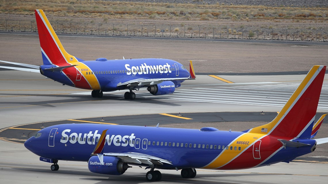 , After canceling nearly 2,000 weekend flights, Southwest issues continue Monday, The Evepost National News