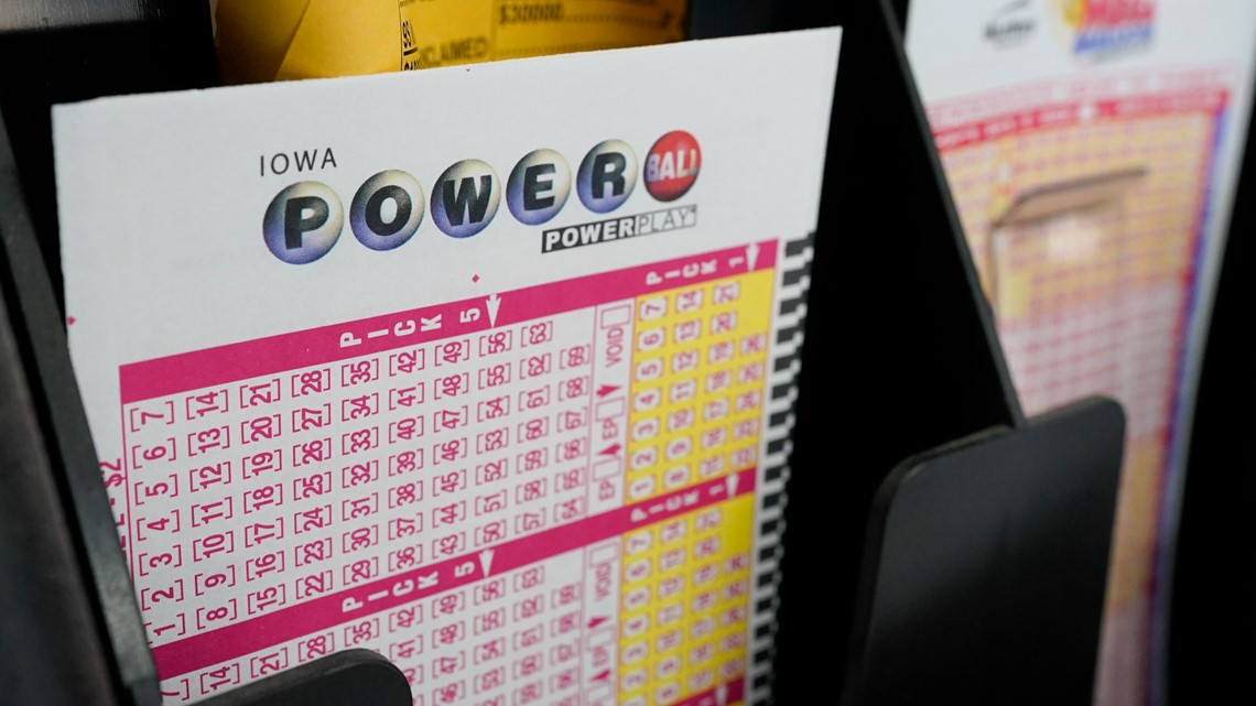 , $699.8M Powerball jackpot won, ticket sold in California, Nzuchi Times National News
