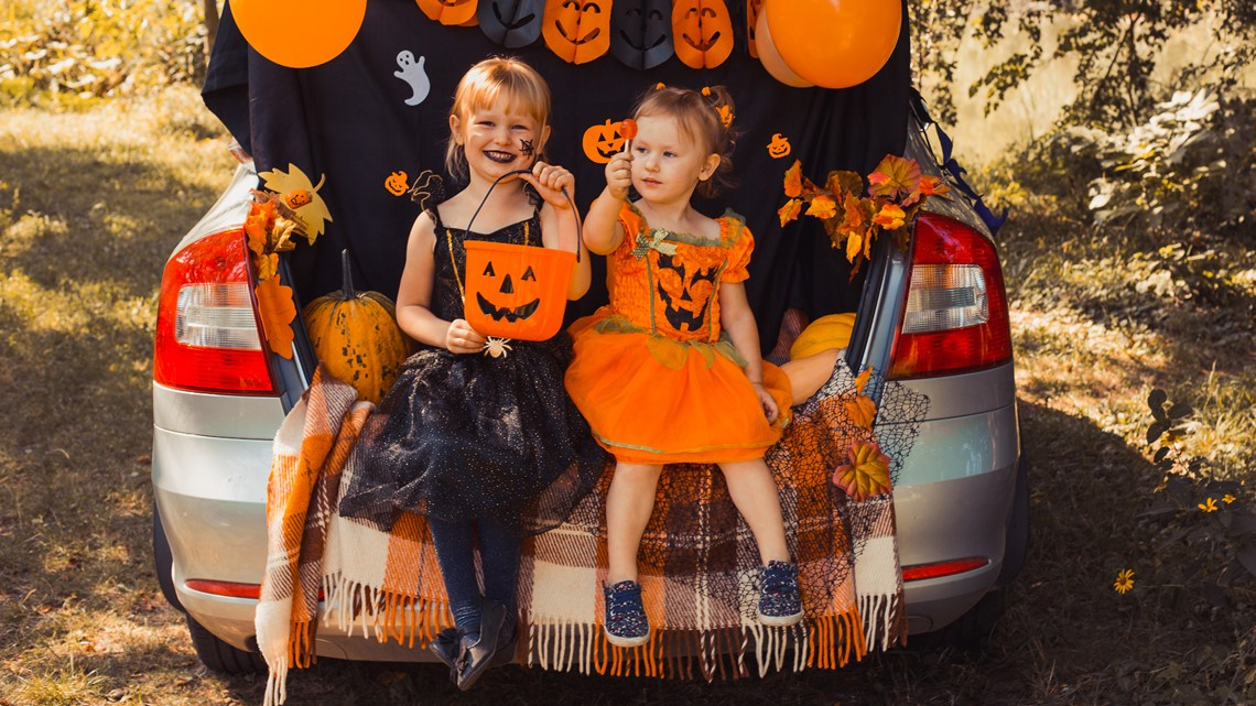 , Where to trick-or-treat around the Denver area, Nzuchi Times National News