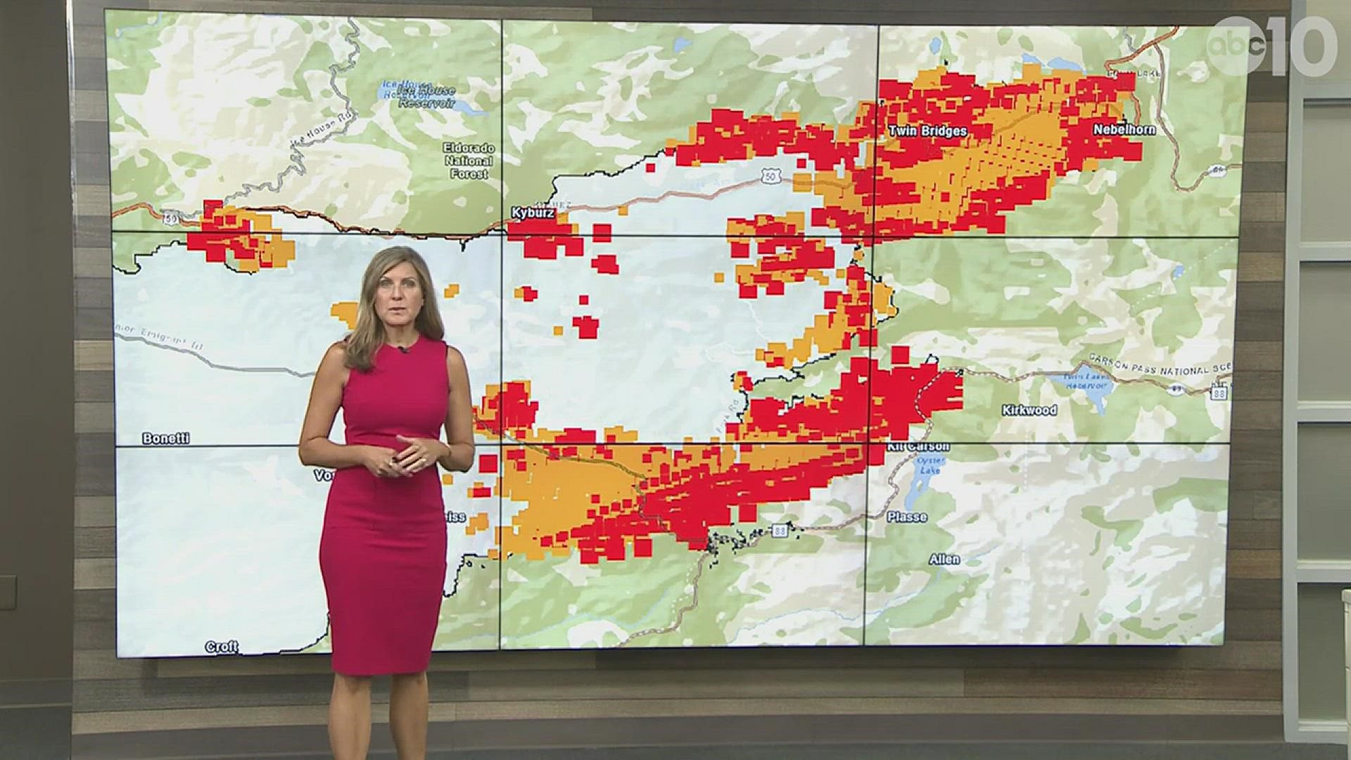 See the latest evacuation maps for south lake tahoe: Caldor Fire And South Lake Tahoe Evacuations And Maps Abc10 Com