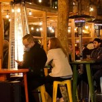 """Why California's pandemic induced 'Al Fresco"""" dining could be here to stay 💥👩👩💥"""