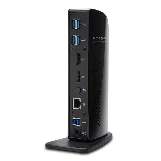 SD4100v 5Gbps USB 3.0 Dual 4K Docking Station - DP++/DP++ - Win/Mac/Chrome (3m cable included)