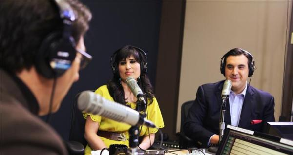 Pastor Saeed's Wife Naghmeh Tells Their Story on Jay ...