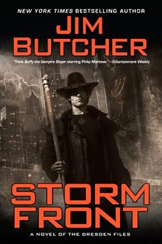 Jim Butcher - Storm Front