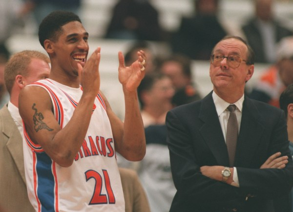 Syracuse basketball legends to play in CBT Celebrity ...