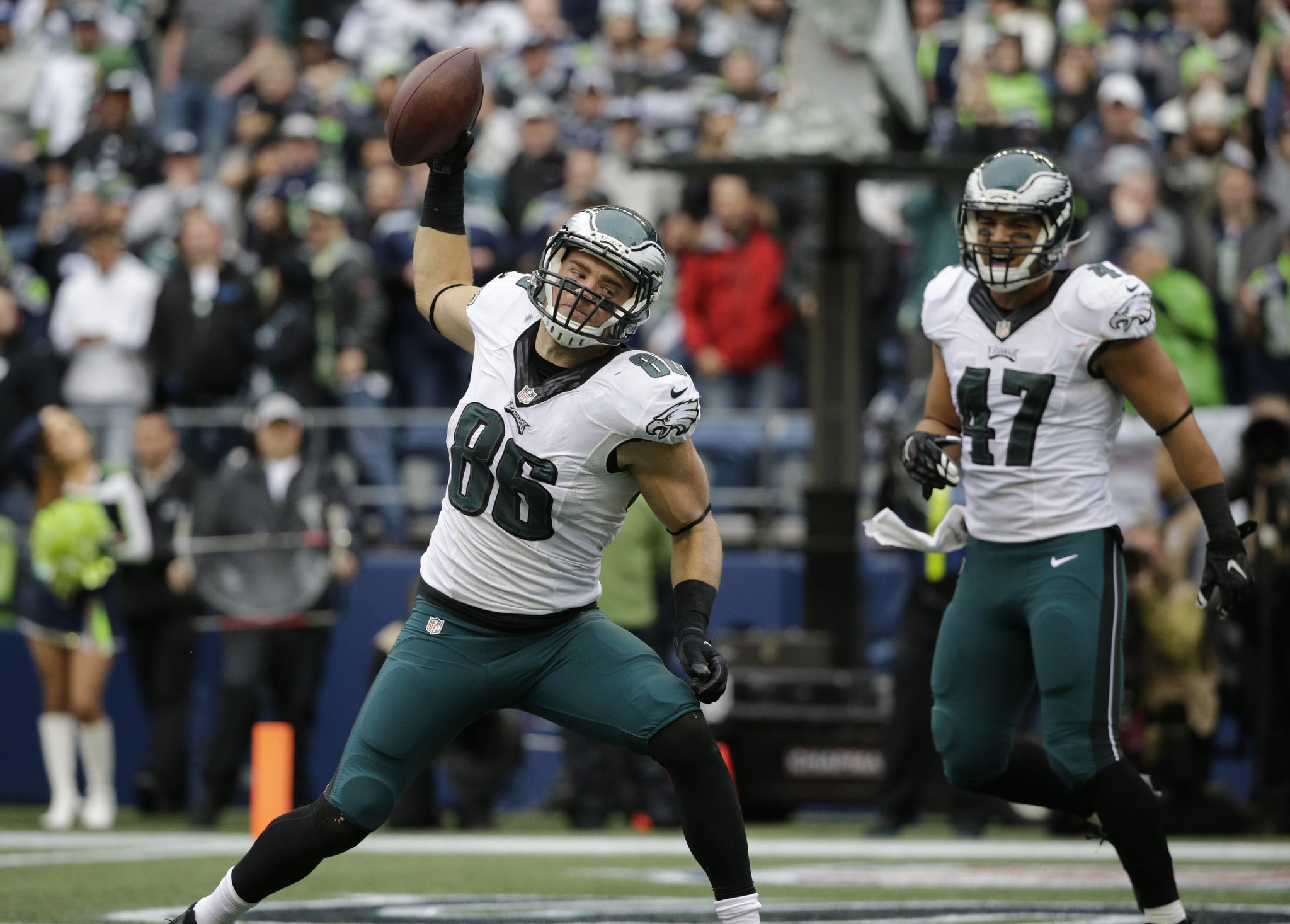 Image result for zach ertz