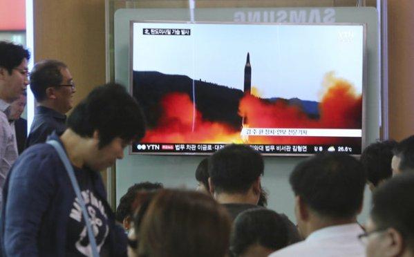 North Korea fires medium-range missile in its latest ...