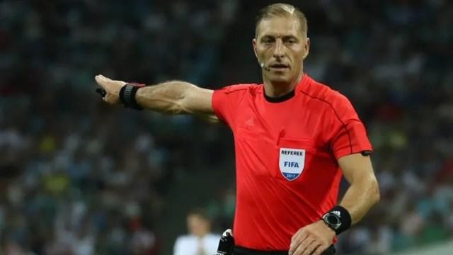 Néstor Pitana dirigirá la final del Mundial en Rusia
