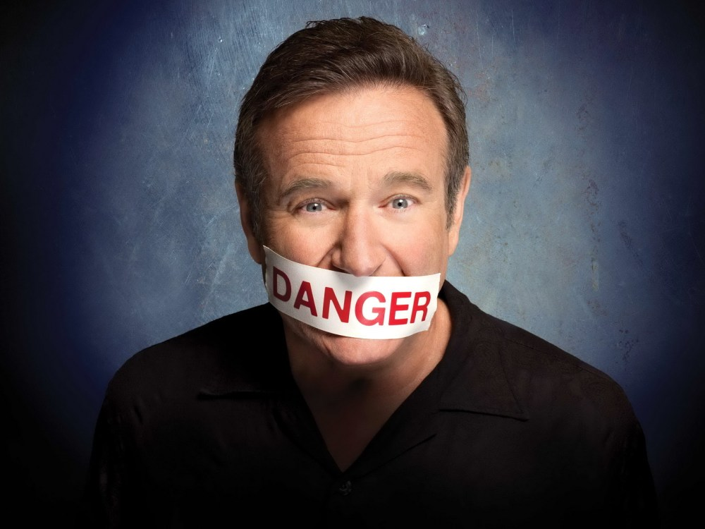 Robin Williams, and I Hanging Out / Re-write (3/4)
