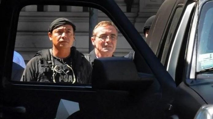 Hugo Tognoli es el único jefe policial que quedó tras las rejas en los últimos diez años en Santa Fe.