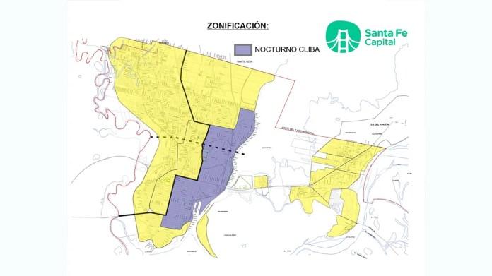 Se recomienda no sacar los residuos en el sector comprendido enrte J.J. Paso, Bv. Zavalla, Av. Freyre, Bv. Pellegrini, Vittori, Av. Galicia, Av. Gral Paz y French.