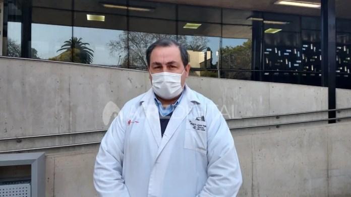 Poletti advirtió sobre la situación del sistema de salud en Santa Fe.