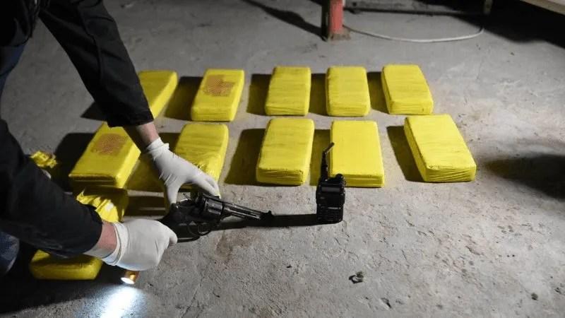 Berni llegó a Rosario con la Policía de Buenos Aires para detener dos narcos con 12 kilos de cocaína