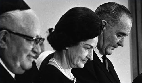 Operation Texas: LBJ's Mysterious Mission to Save Jews