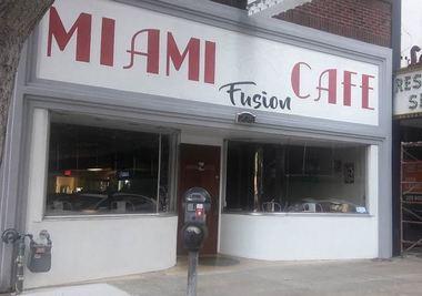 Miami Fusion Cafe's revival