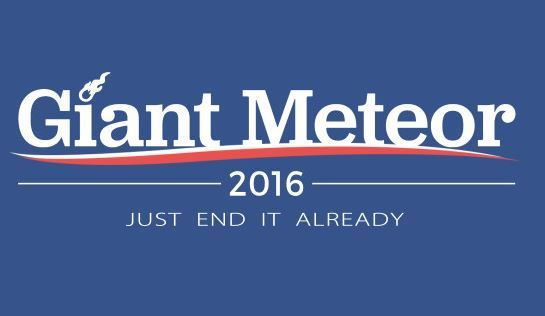 Image result for giant meteor