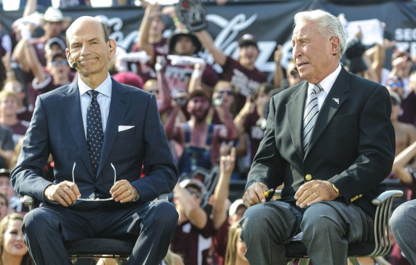 Paul Finebaum Wife, Family, Age, Salary, Other facts About ...
