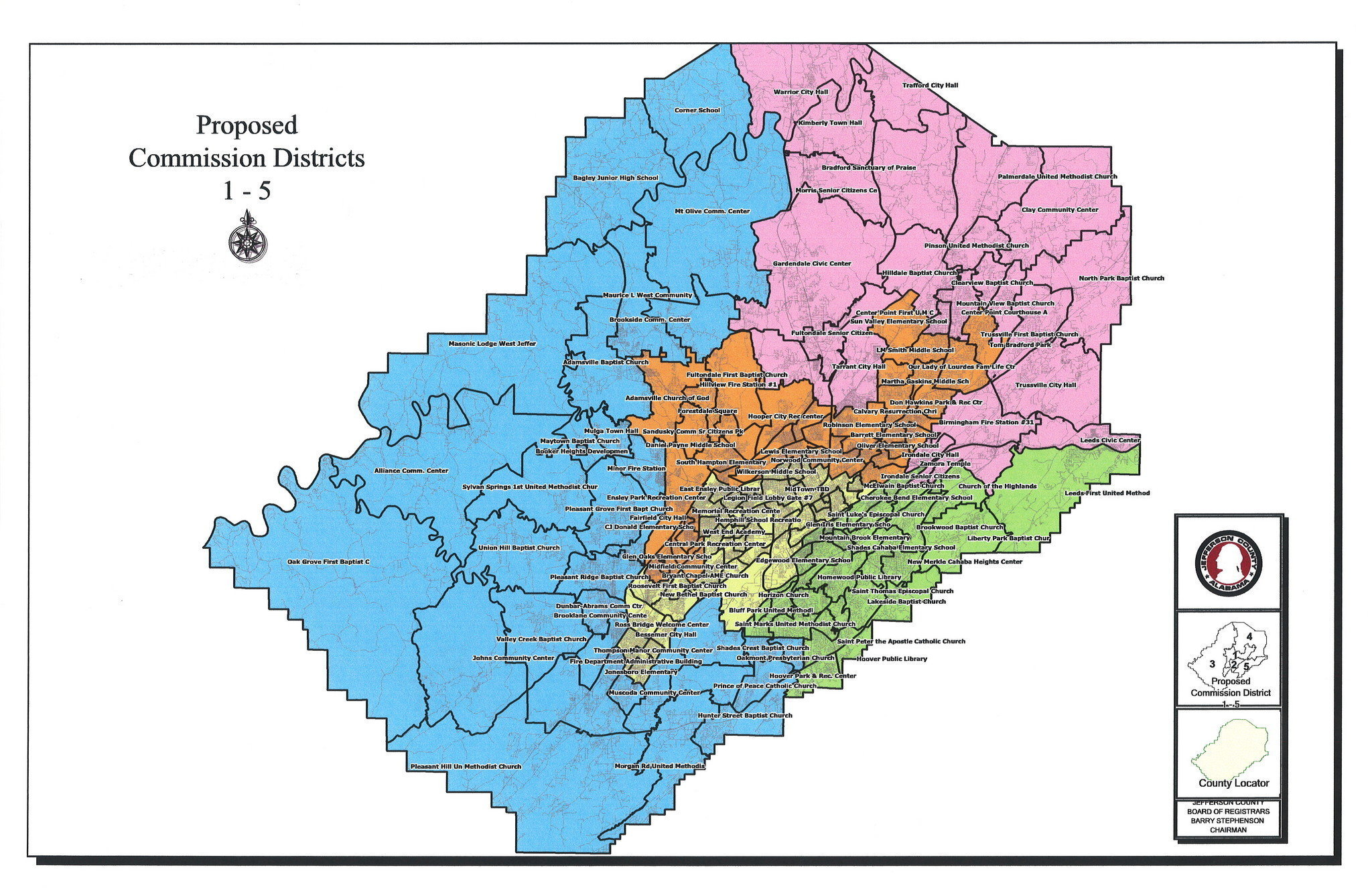 Birmingham Al Zip Codes Map