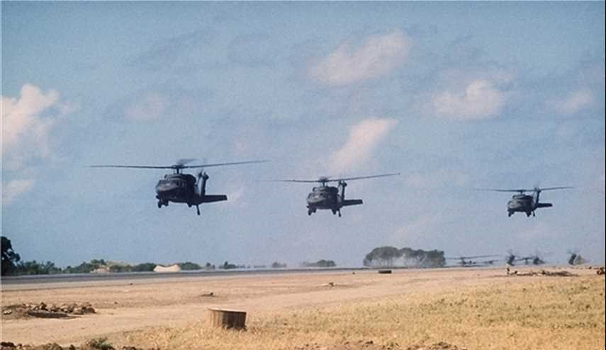Senior MP: US helicopters transfer tens of ISIS terrorists to Afghanistan