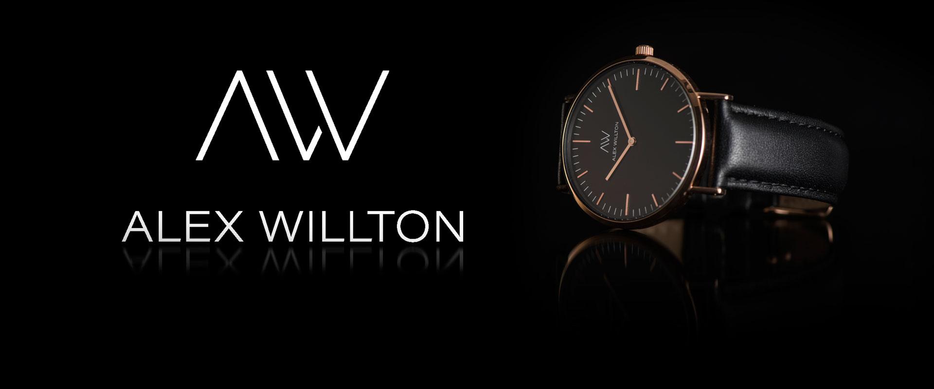 Alex Willton Armbandsur