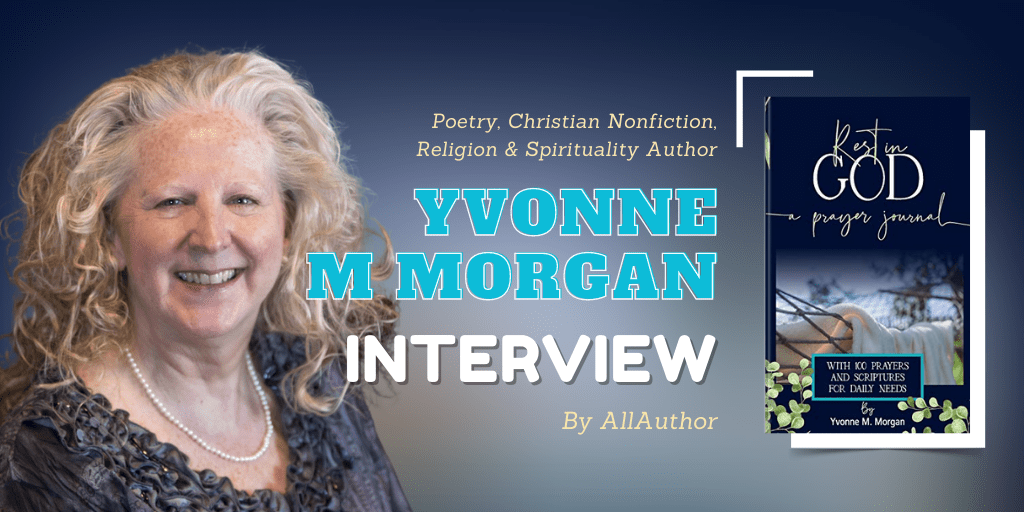 Yvonne M Morgan latest interview by AllAuthor