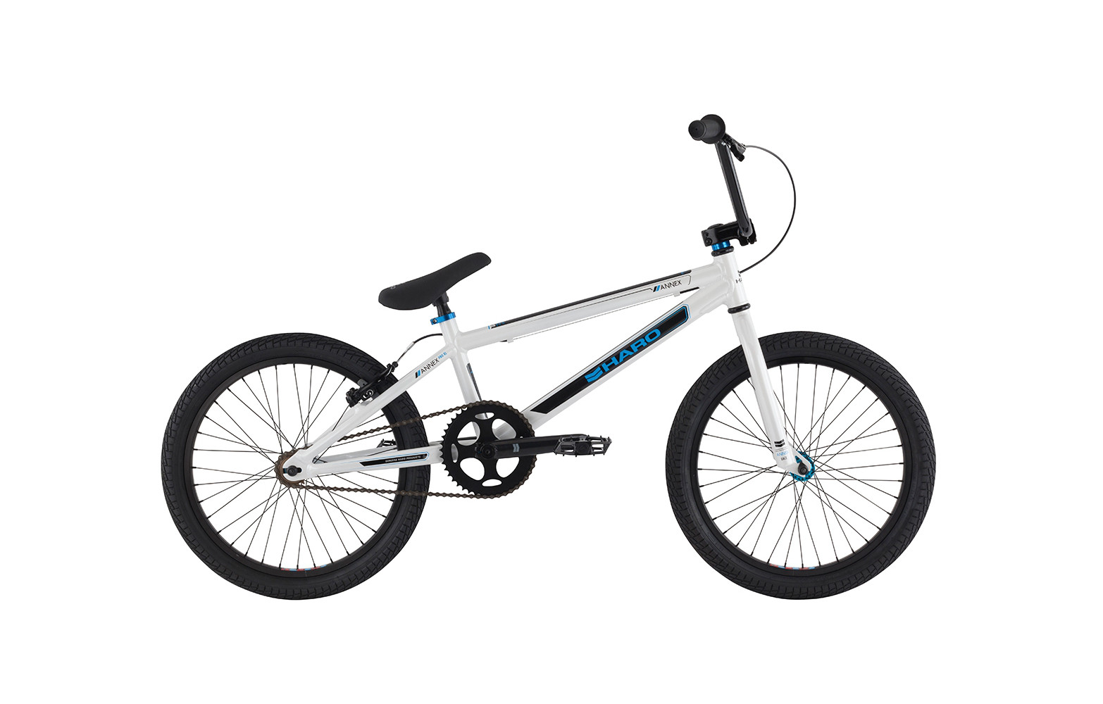 Haro Annex Pro Xl Bmx Race Bike White