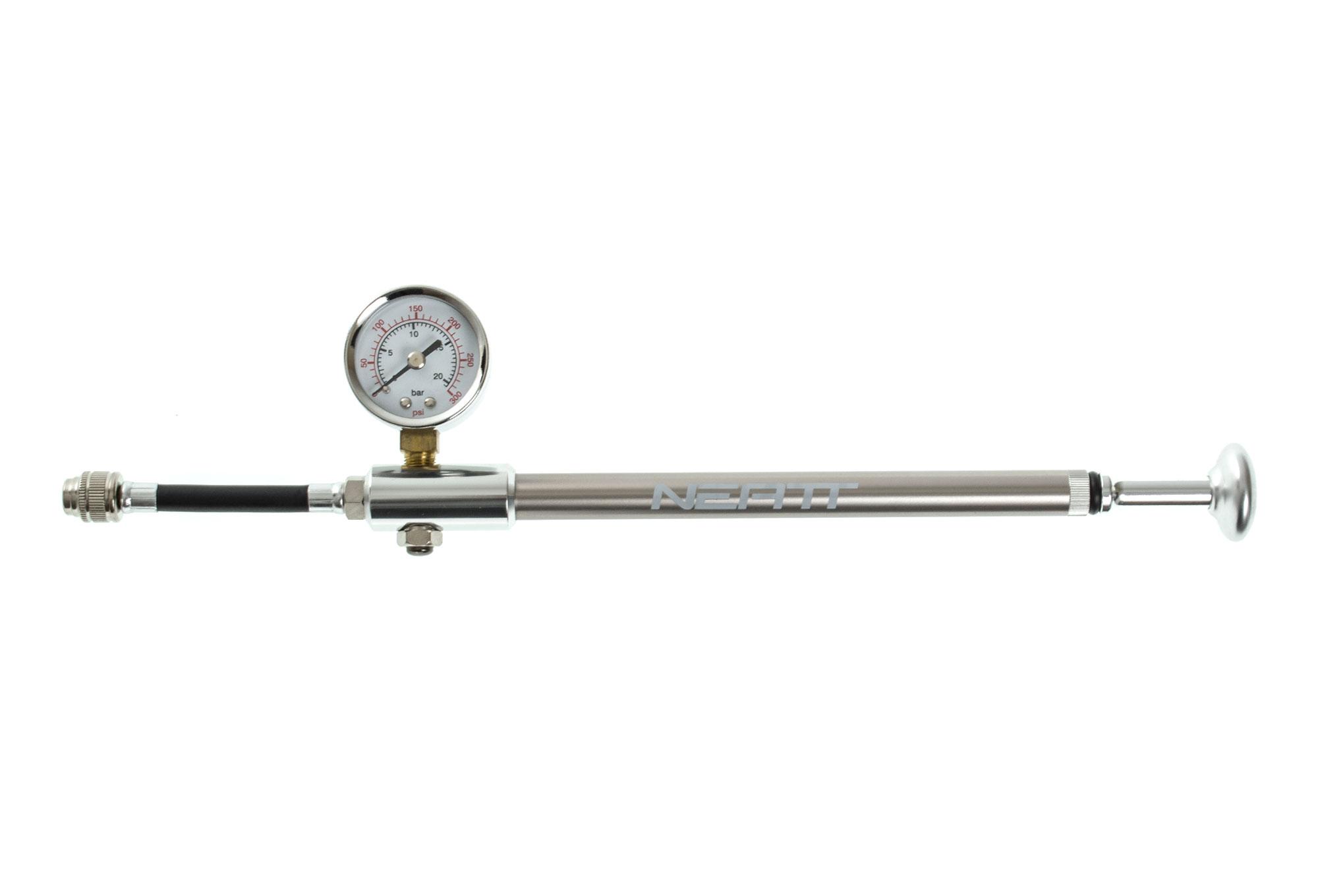 Neatt Suspension Shock Pump 300 Psi
