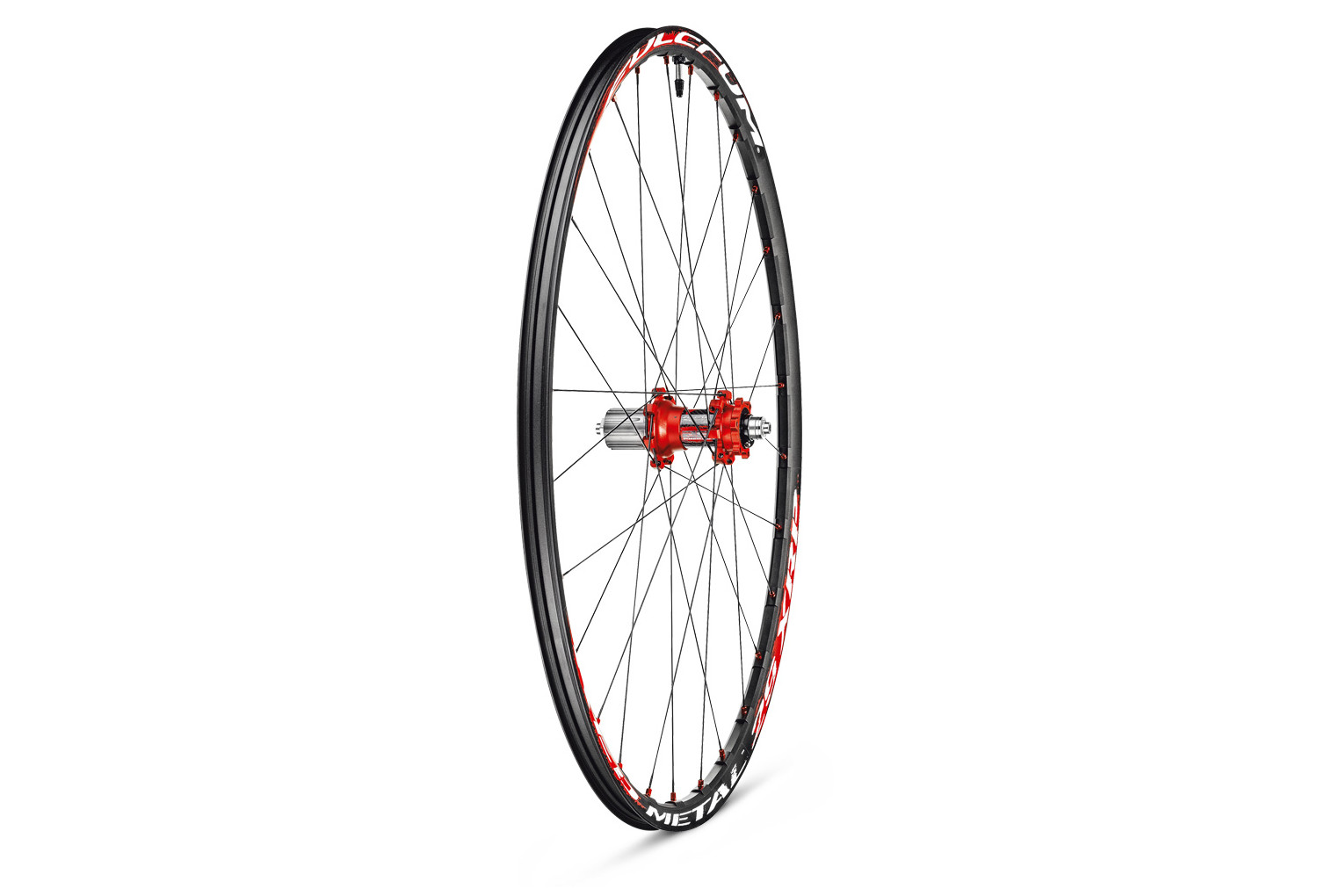 Fulcrum Wheelset Red Metal Xrp 29 9 15mm Front 9x135mm