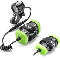 HOPE Lampe R1 LED + 2 Batteries   Alltricks.fr