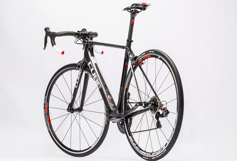 Cube Road Bike Litening C 62 Pro Shimano Ultegra Di2 11s Black White