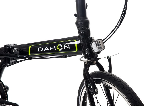 DAHON Folding bike VYBE D7 20'' Black | Alltricks.com