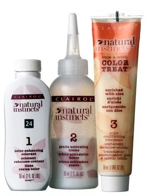 Clairol Natural Instincts Review Allure