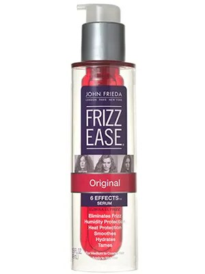 John Frieda Frizz Ease Hair Serum Original Formula Review