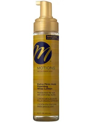 Motions Foaming Wrap Lotion Review Allure