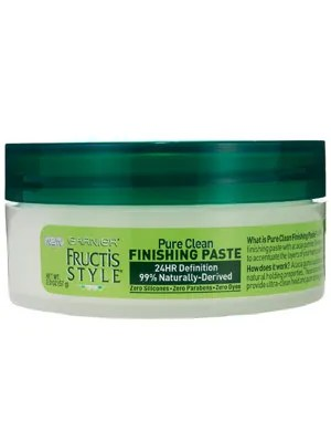 garnier fructis style pure clean finishing paste review allure