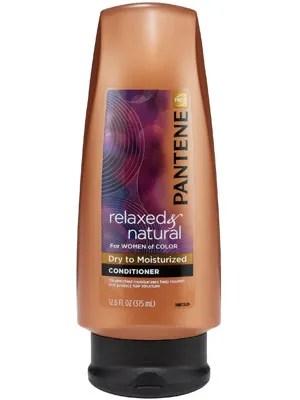 Pantene Pro V Relaxed Amp Natural Dry To Moisturized