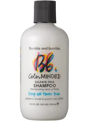 Bumble And Bumble Color Minded Sulfate Free Shampoo Review