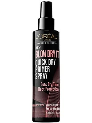 LOral Paris Advanced Hairstyle Blow Dry It Quick Dry