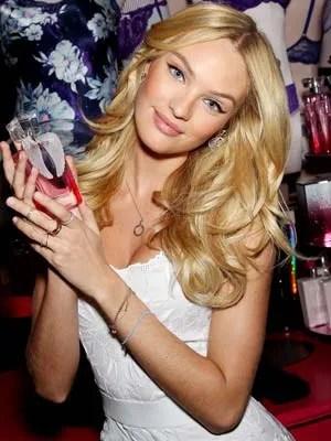 Victorias Secret Angel Candice Swanepoel Reveals Her Pre
