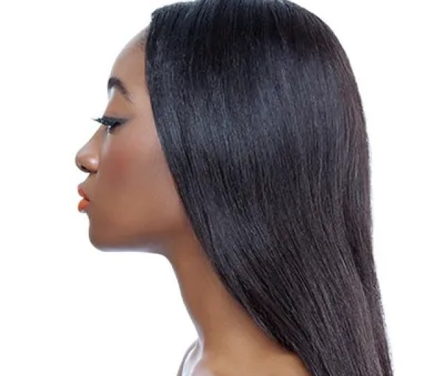 Just Like The Peroxide In Permanent Hair Color Relaxers Are Chemicals That Can Destroy The Hair