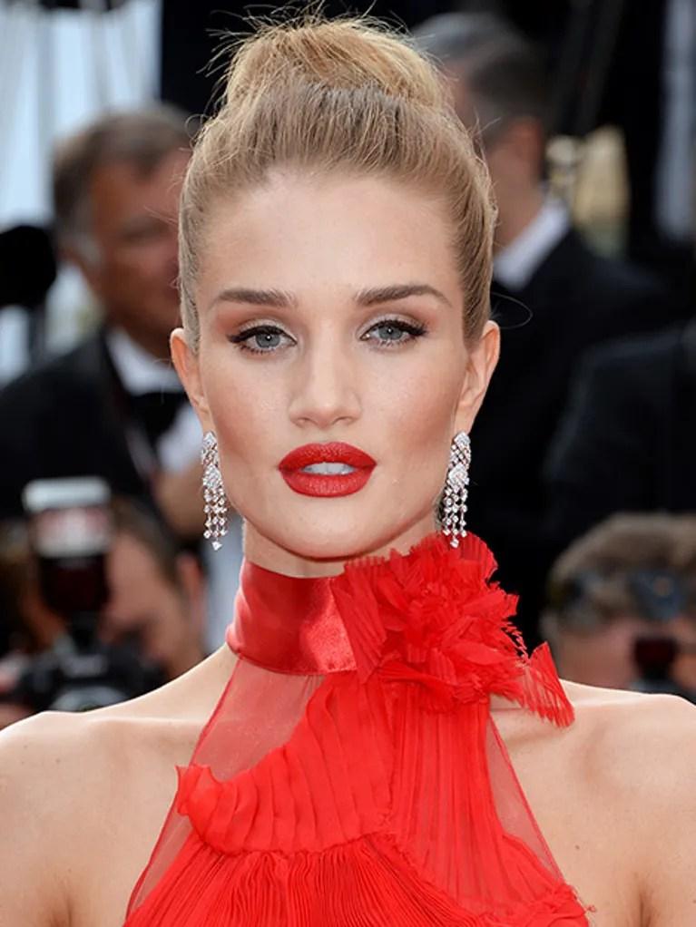 Makeup Fresh Lips Red
