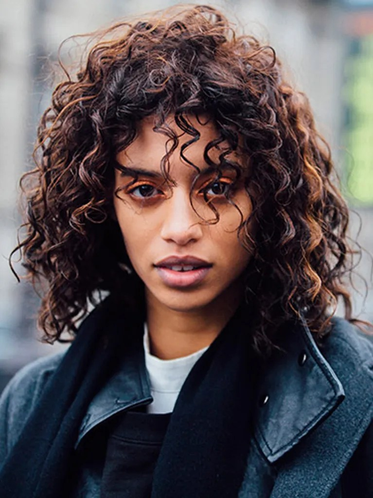Sephora Curly Hair Campaign Allure