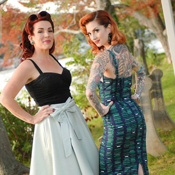 5 Beauty Secrets We Learned From Pin-Up Girls - Allure