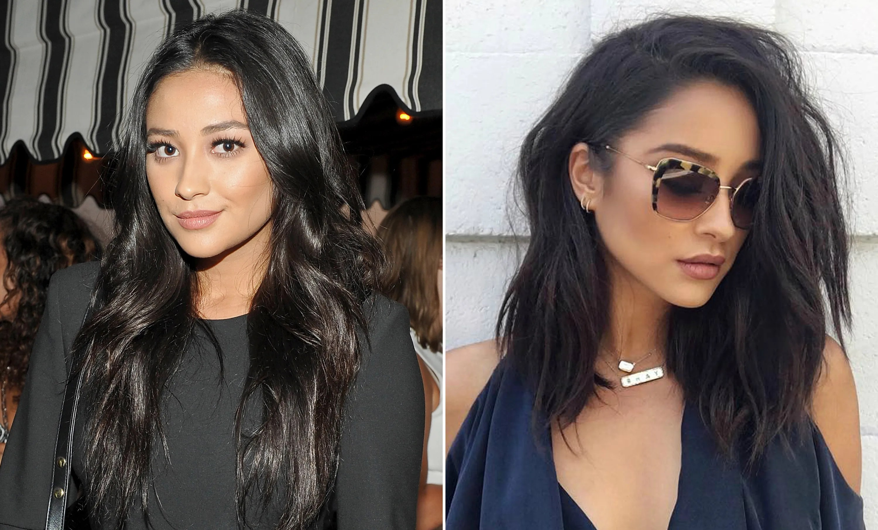 The Real Story Behind Shay Mitchells New Haircut Allure
