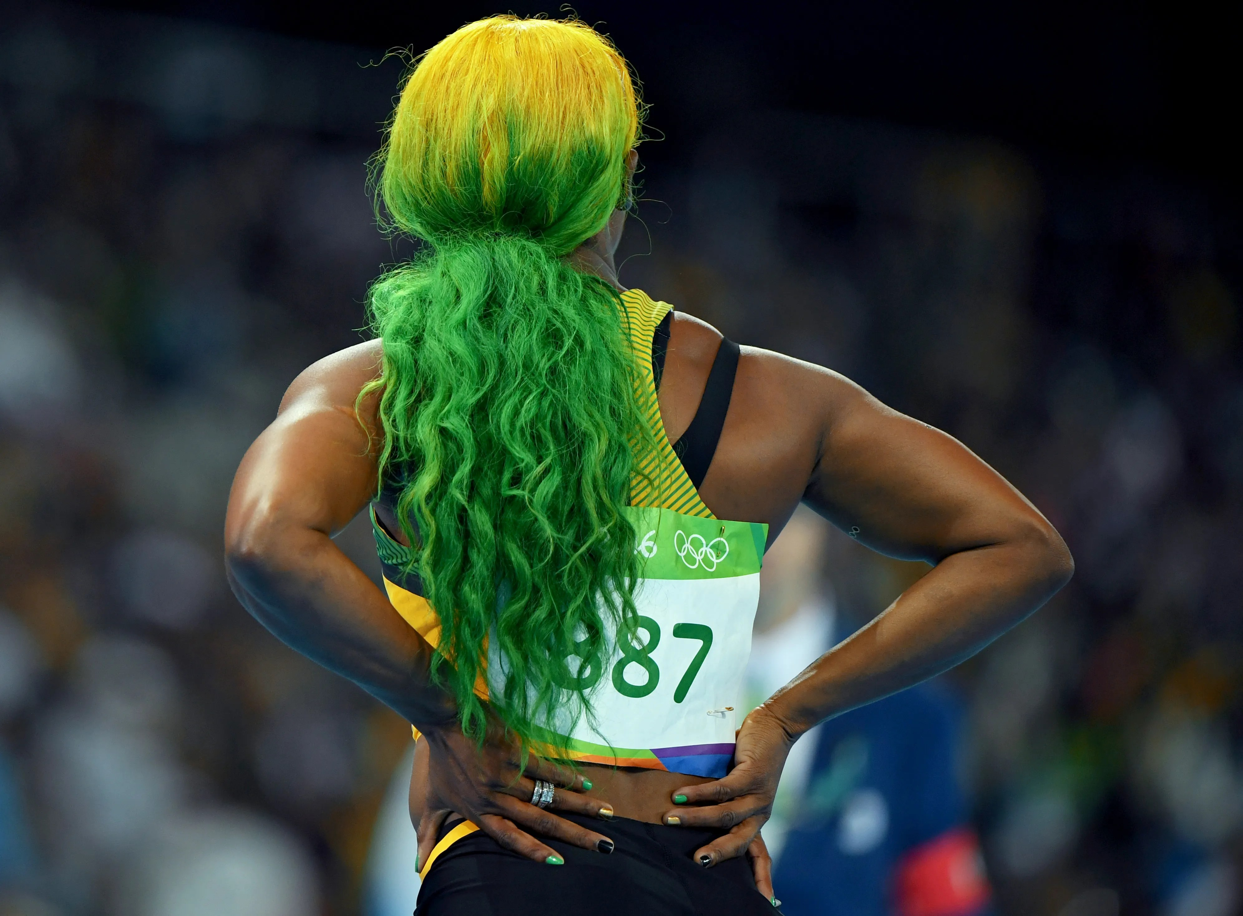 Epic BlackGirlMagic Looks From Olympic Track And Field