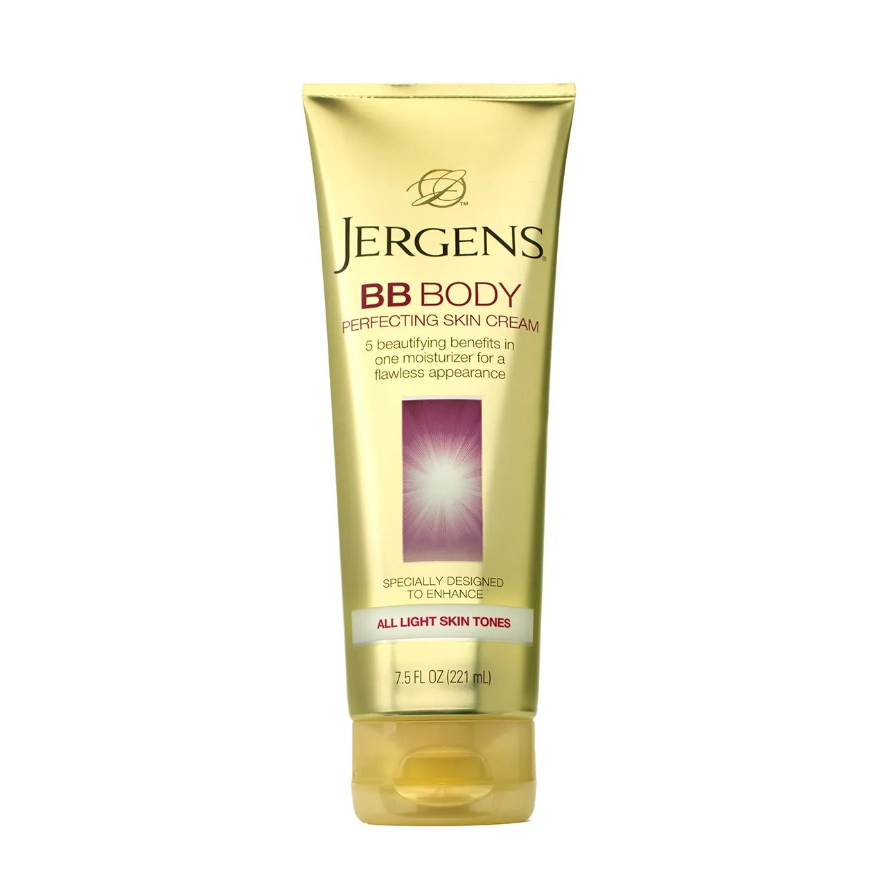 Jergens BB Body Perfecting Skin Cream Review Allure