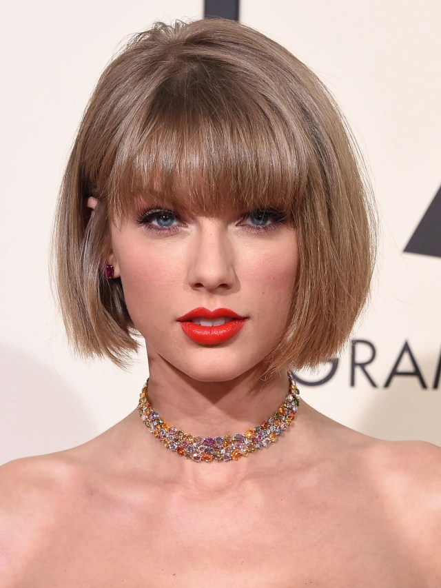 taylor swift's hair evolution | allure