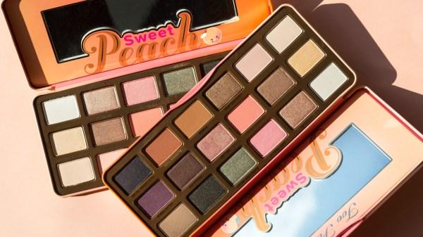 sweet peach palette # 70