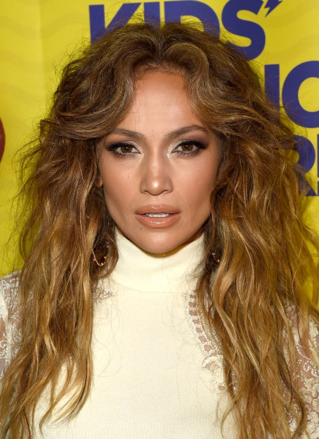 14 times jennifer lopez's hairstyles were absolutely