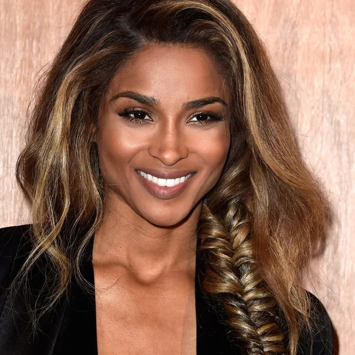 15 Gorgeous Long Hair Ideas to Try Now   Allure PARIS  FRANCE   MARCH 06  Ciara attends the Givenchy show as part of the